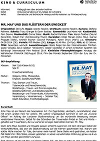 Kino & Curriculum 'Mr. May'