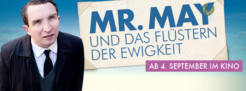 Facebook-Banner 'Mr. May'
